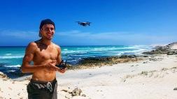 Lori e Drone Sudafrica